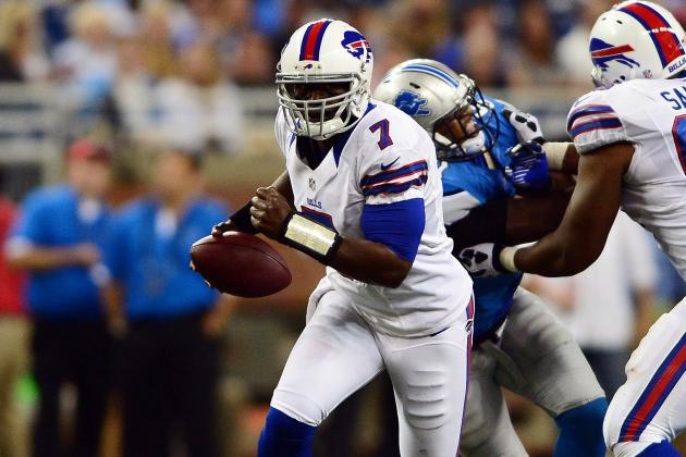 Tarvaris Jackson Re-Signing with Buffalo Bills Is Bad News for Ryan Fitzpatrick