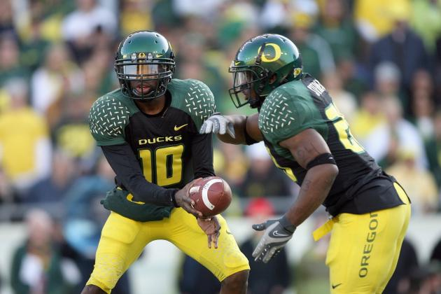 How Dennis Dixon Fits in Chip Kelly's Offense