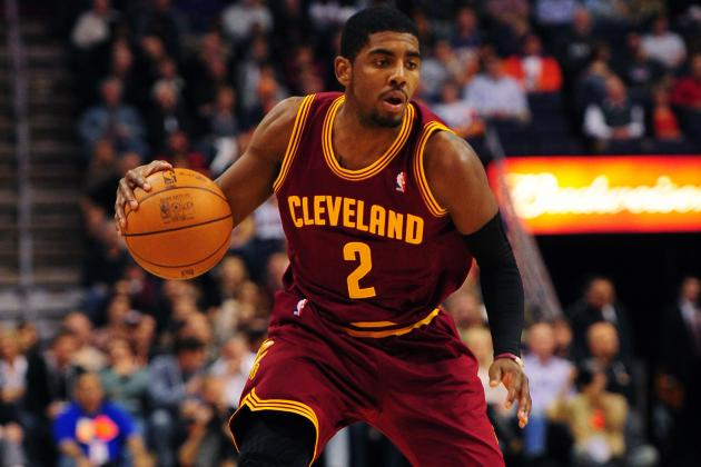 Kyrie Irving out to Prove He Belongs with All-Stars