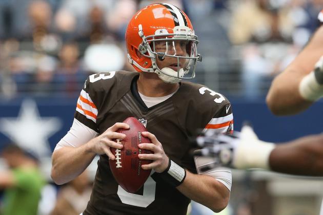Browns Considering Trading Brandon Weeden?