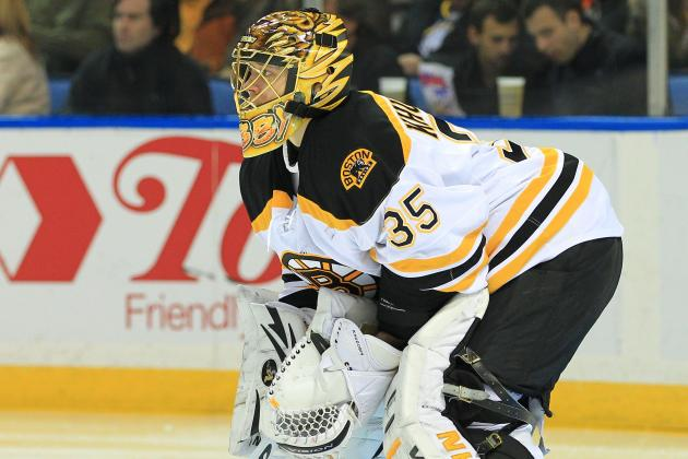Anton Khudobin Likely to Start for Bruins Against Sabres