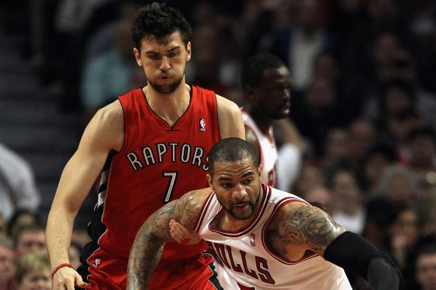 NBA Trade Rumors: Carlos Boozer for Andrea Bargnani Trade on the Table