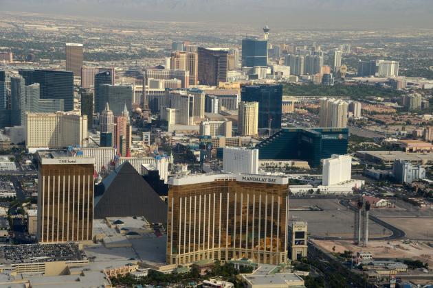 Mountain West to Keep Tourneys in Las Vegas