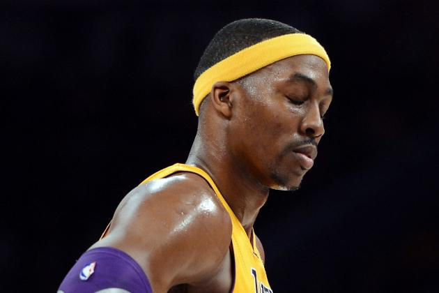 Mitch Kupchak Tells Dwight Howard He Won't Be Traded at Deadline