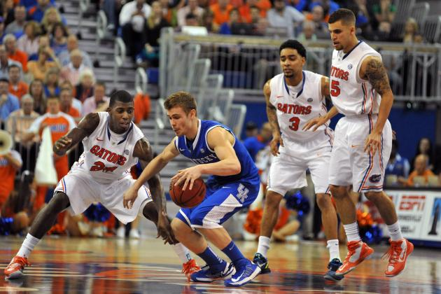 Will No. 7 Florida's Basketball Team Avoid a Tiger Trap at Auburn?