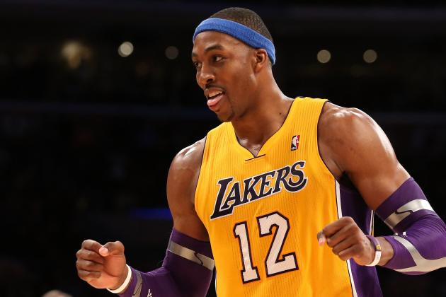 Lakers News: Dwight Howard Claims He's Still League's Best Center