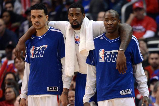Clippers Looking for Good Health and No Trades