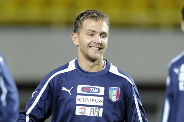 Criscito Wants Genoa Return