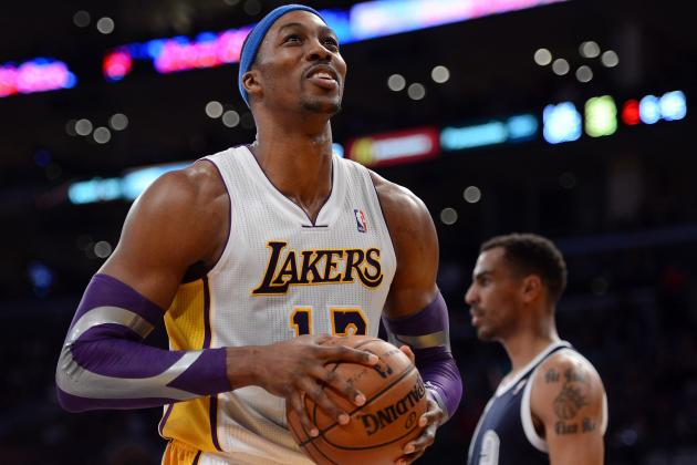 Lakers News: GM Mitch Kupchak Tells Dwight Howard he Won't Be Traded