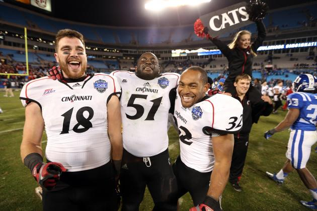 New Dates for UC Spring Football