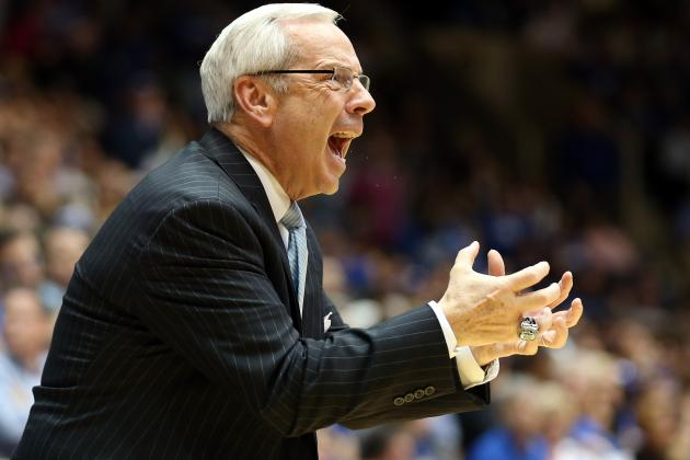 DURHAM: UNC''s Williams Gets Testy About Lineup Decision
