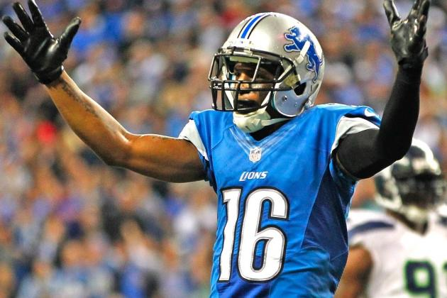 Titus Young Reportedly Cut by St. Louis Rams
