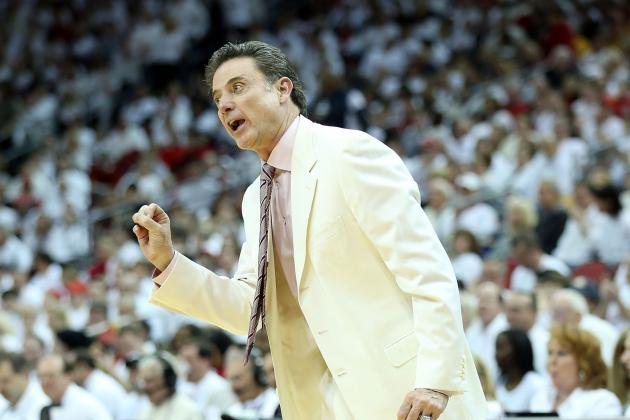 Rick Pitino Among Finalists for Naismith Basketball Hall of Fame