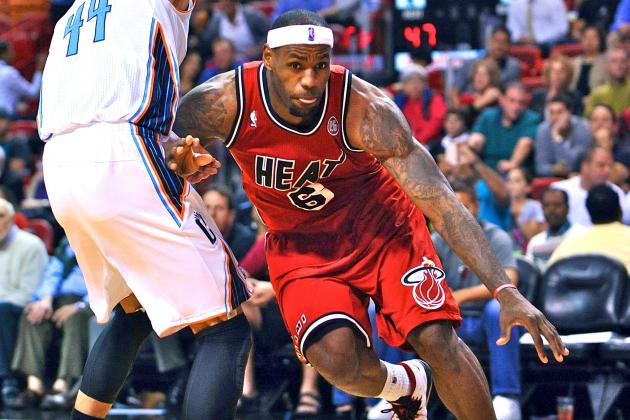 Is LeBron James' Dominance of the NBA His New Norm?