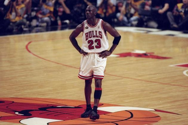 Michael Jordan's Top 10 Games and the Sneakers He Wore in Them