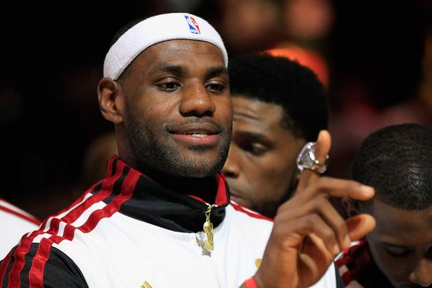 LeBron James Claims Rings Don't Define a Player's Career