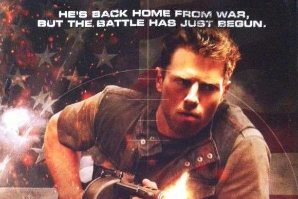 Poster Released for WWE Studios the Marine 3: Homefront