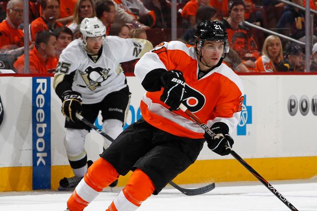 Flyers Have Shot to Gain Ground on Rest of Trip