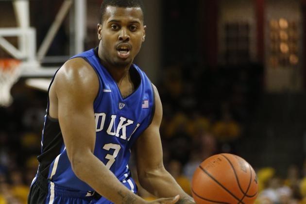DurHAM: Duke's Thornton Provides Power, Passion, Perimeter Shooting