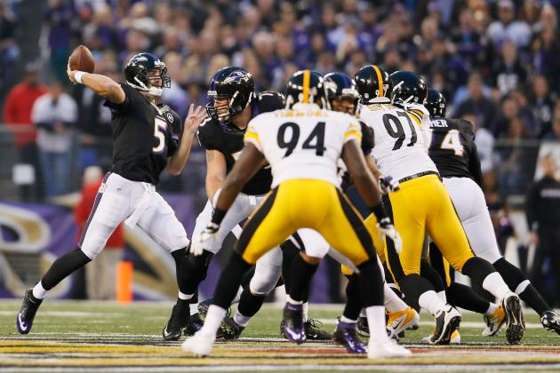 Steelers Can Help Ensure Ravens Will Carry Huge Cap Number for Flacco