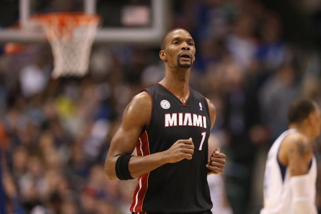 Chris Bosh Named All-Star Game Starter by Eastern Coach Erik Spoelstra