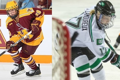 Super Seniors Adding to Their Legacies in WCHA Hockey