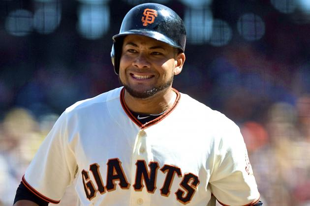Melky Wants SFG World Series Ring