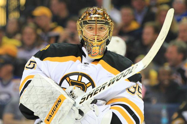 Khudobin Looks to Get Second Start vs. Sabres