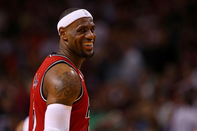 Is Charles Barkley Right on LeBron James as a 'Bigger, Stronger Michael Jordan'?