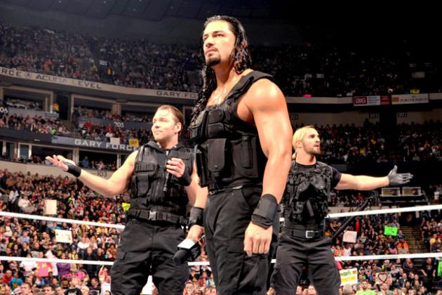 WWE Elimination Chamber 2013: The Shield Will Disband at Pay-Per-View