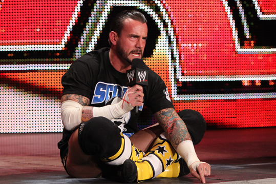 CM Punk vs. The Rock: Elimination Chamber Match is Perfect Showcase for Punk