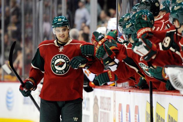 Are Penguins Interested in Wild's Bouchard or Setoguchi?