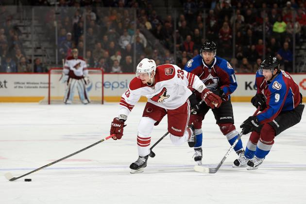 Coyotes Rebound from Slow Start as They Seek Return to Playoffs