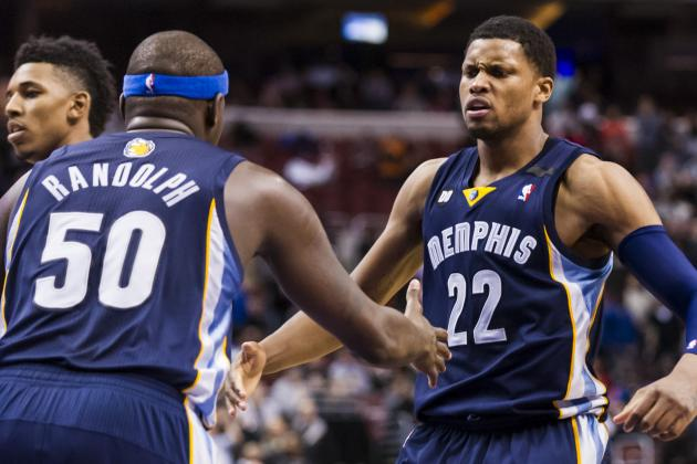Zach Randolph Says the Memphis Grizzlies are Better Without Rudy Gay