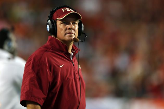 Florida State Assistant Coaches Named Among Nation's Top Recruiters