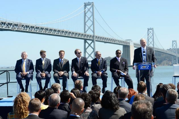 Delay Reported in Warriors' S.F. Arena Plans