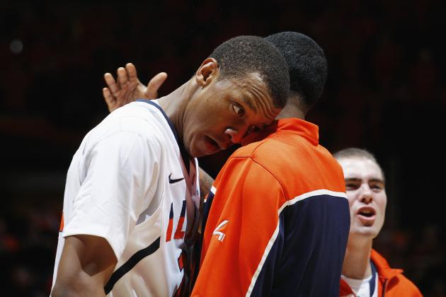 Ex-Illini Standout Jereme Richmond Sentenced to 8 Days in Jail