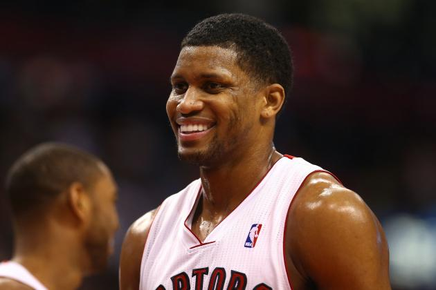 Rudy Gay Will Take Toronto Raptors to Next Level in 2014