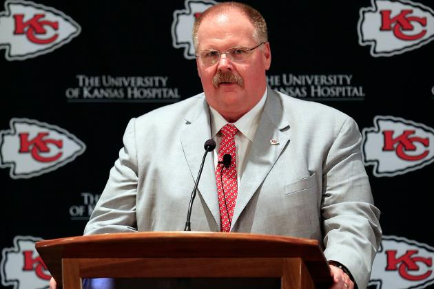 Best Previous Drafts by the Chiefs' Andy Reid and John Dorsey
