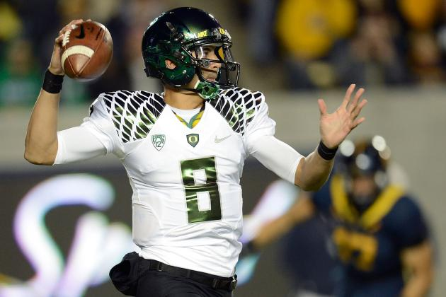 Top Performances of 2012: Marcus Mariota