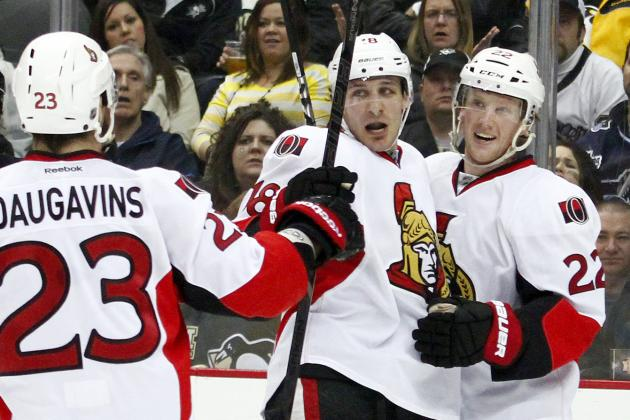 Without Karlsson and Spezza, Senators Embracing New Challenge as Underdogs