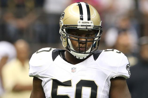 Saints' Curtis Lofton Restructures Deal