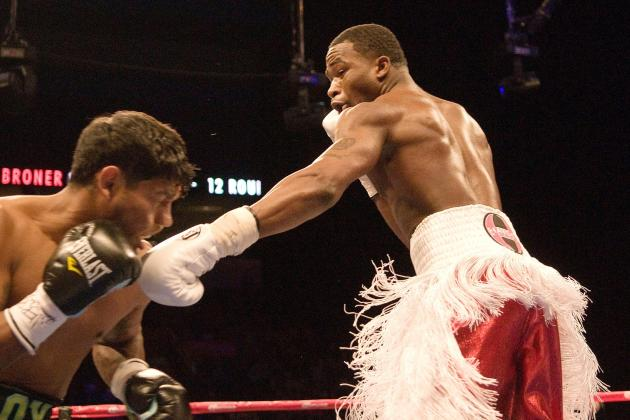 Broner vs. Rees: Events Sure to Occur During the Problem's WBC Title Defense
