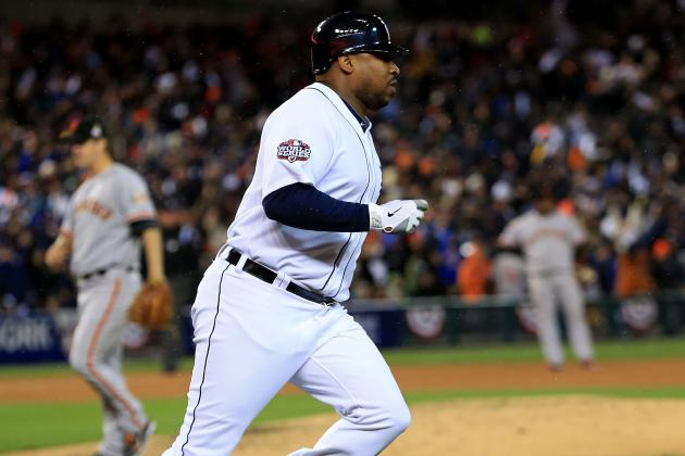 Delmon Young Appears to Be Headed for the DL to Start Season