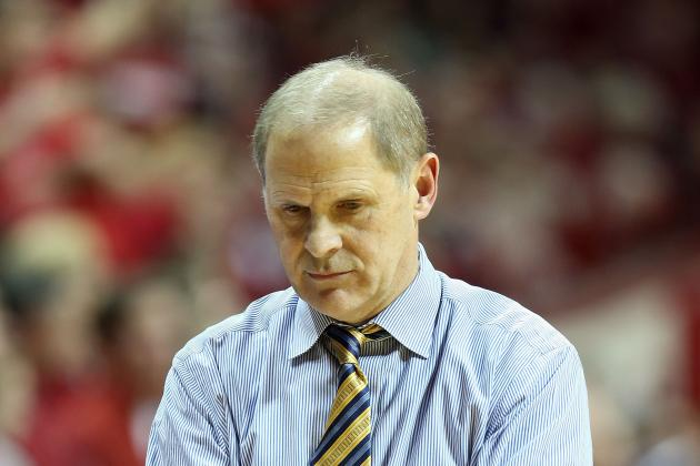 John Beilein: Michigan Needs to 'Embrace Reality' After Pasting at Michigan St.