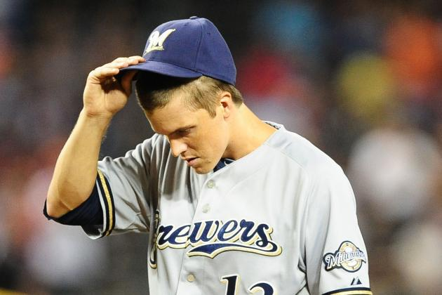 Greinke Says He's over Problems with Anxiety