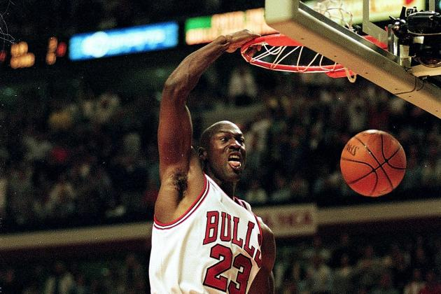 Photo Timeline of Michael Jordan's Rise to the Peak of the NBA Universe