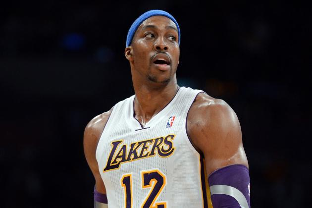 Lakers Rumors: Dwight Howard to the Brooklyn Nets Is Complete Nonsense