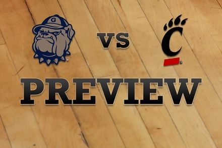 Georgetown vs. Cincinnati: Full Game Preview