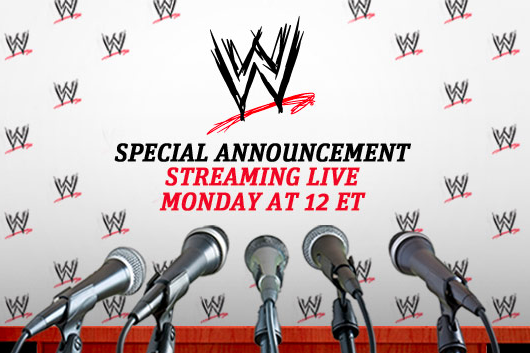 WWE.com to Live-Stream Special Announcement
